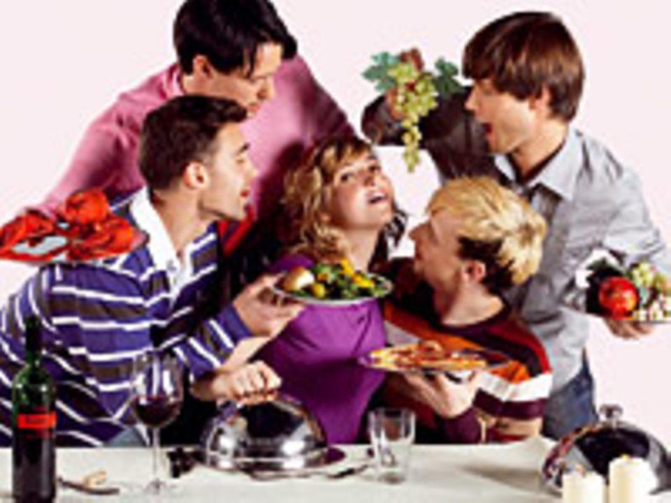 """Wer kocht sich in ihr Herz? """"Liebe isst... Das Single-Dinner"""" (Pro7)"""