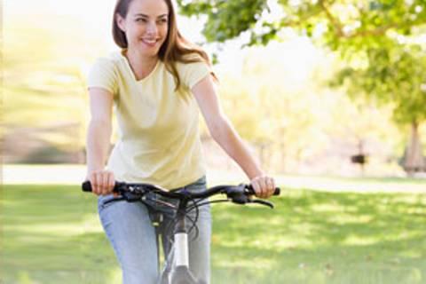 Fit fürs Fahrrad - mit diesem Training