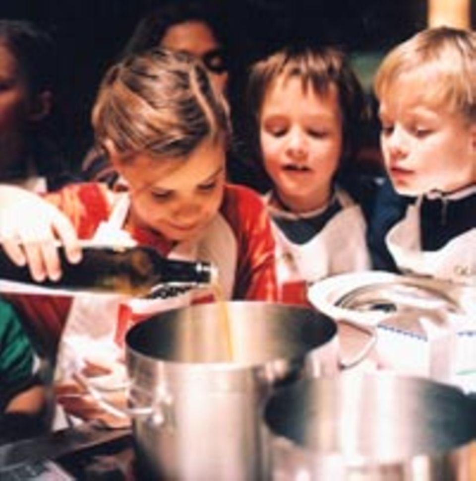 Kochkurse für Kinder: Jetzt kochen wir!