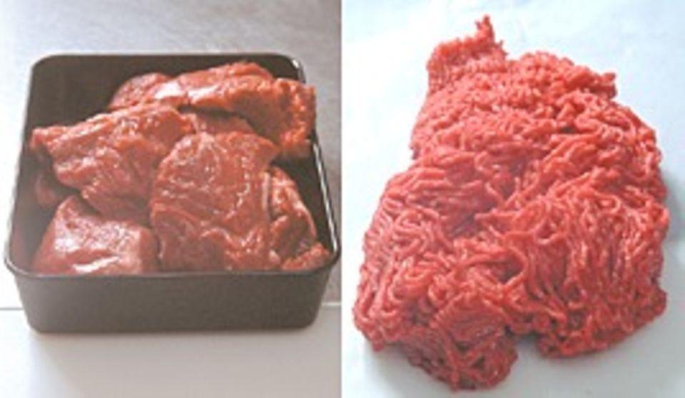 Warenkunde: Alles über Hackfleisch