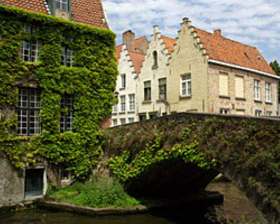 Die Stars von Flandern: Antwerpen, Brügge, Gent