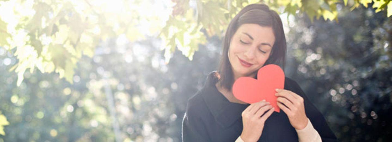 Die Gesetze der Liebe: Sich selbst achten