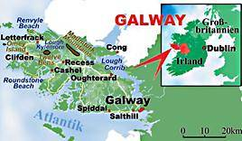 Irlands Westen: Galway und Connemara
