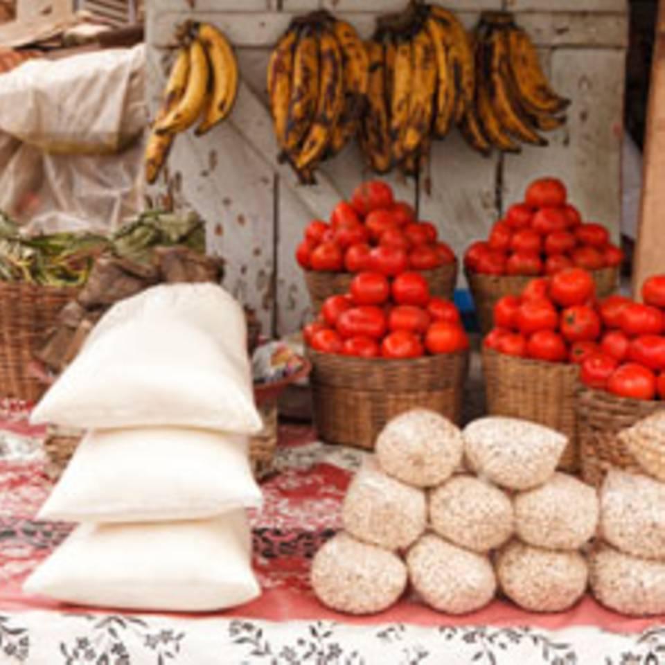 Kochen wie in Ghana - fünf traditionelle Gerichte