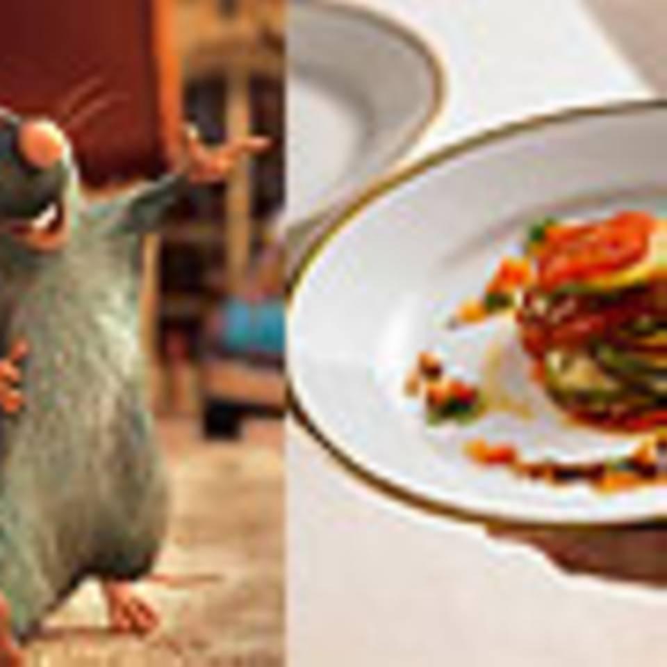 "Animationsfilm ""Ratatouille"": Die Rezepte"