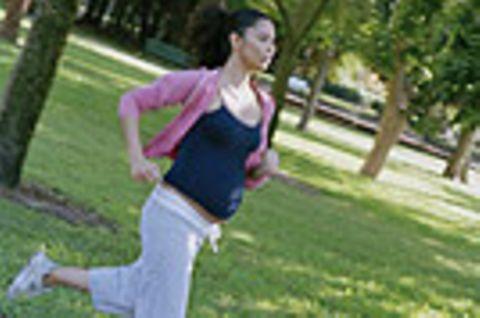 Fit für zwei: Sport in der Schwangerschaft