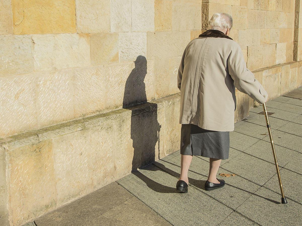 Wirst Du im Alter von 600 Euro leben müssen?