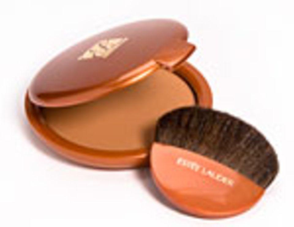 Bronzepuder für strahlenden Sommer-Teint
