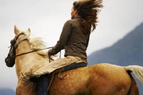 Reiten lernen als Erwachsene - ein Selbstversuch