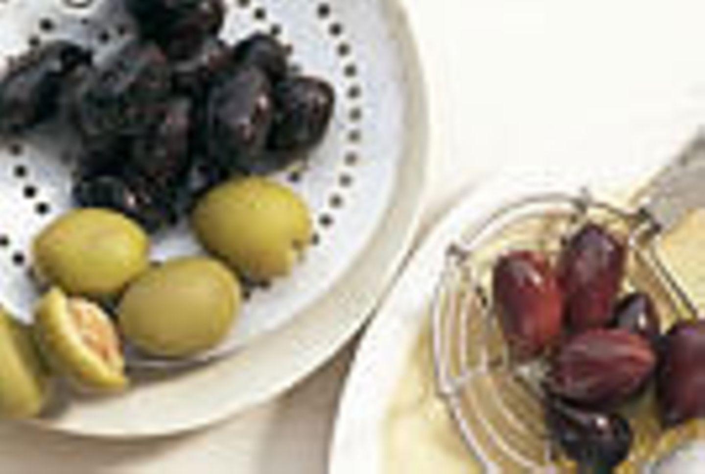 Warenkunde: Alles über Oliven