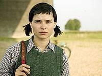 Hildegard (Anna Fischer) ist fest entschlossen: sie möchte unbedingt aufs Gymnasium