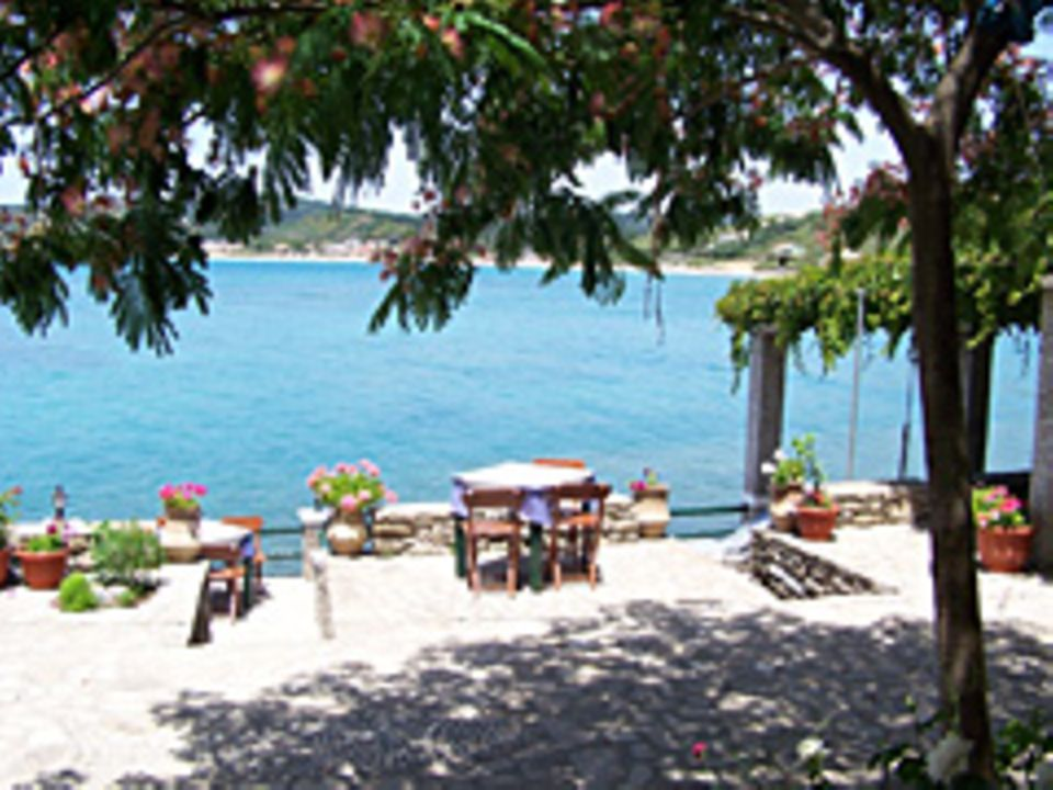 Fisherman's Taverne in Agios Georgios