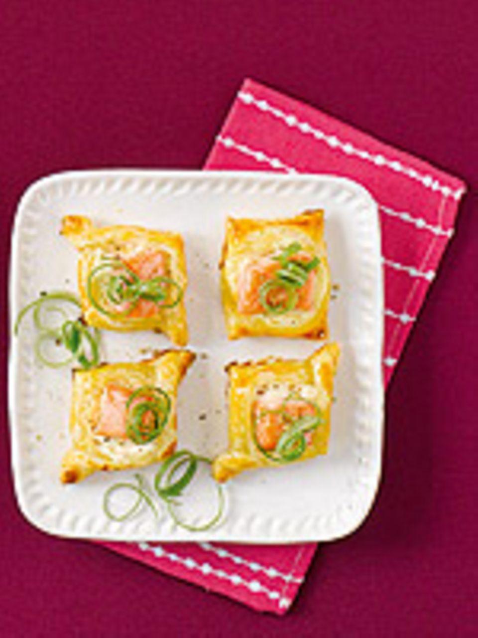 Snack-Check: Wie viele Kalorien stecken in diesen Partyhäppchen?