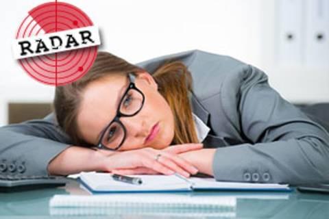 Krank zur Arbeit - keine gute Idee, oder?