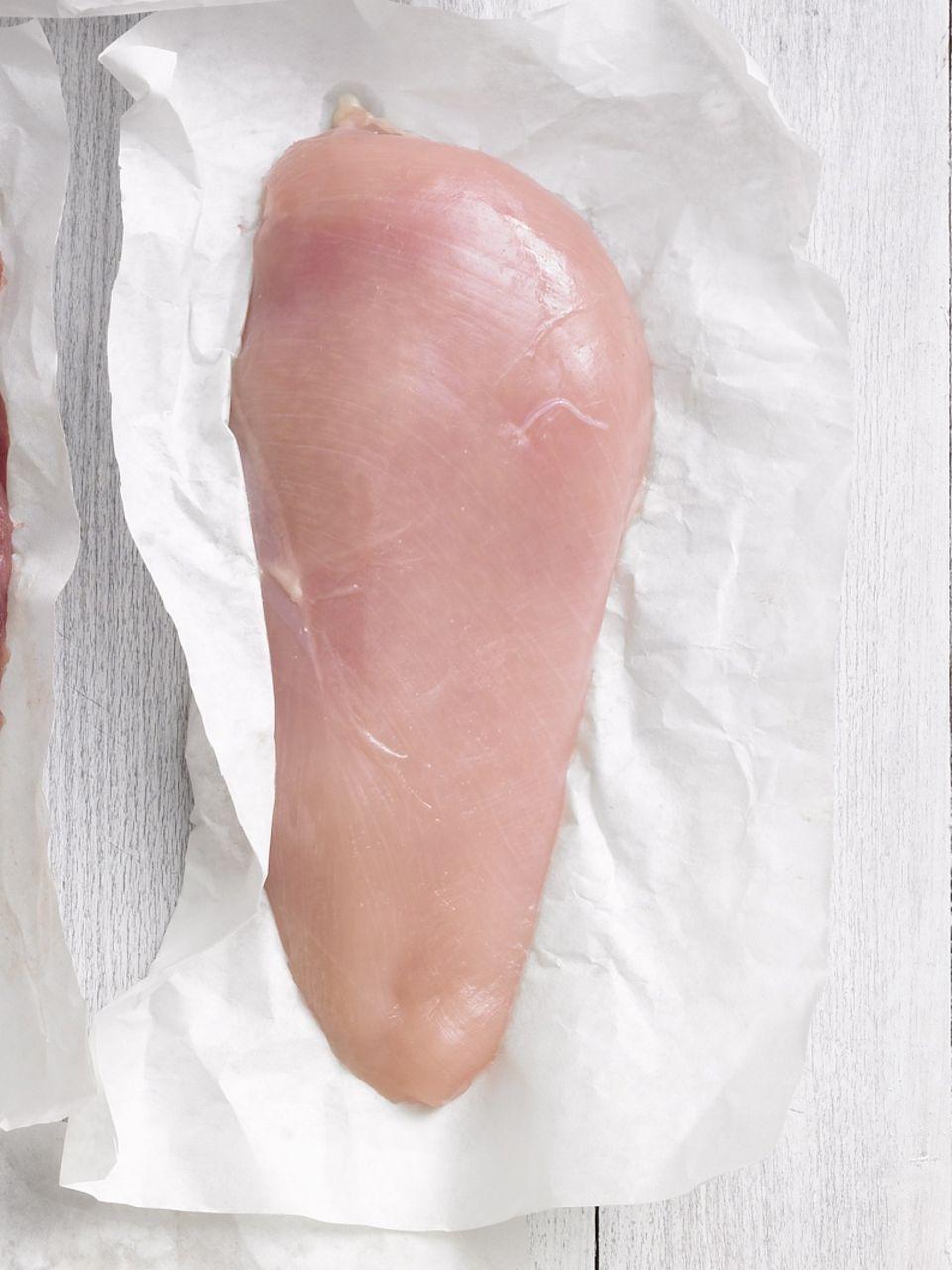 Fleisch grillen: Hähnchenbrustfilet