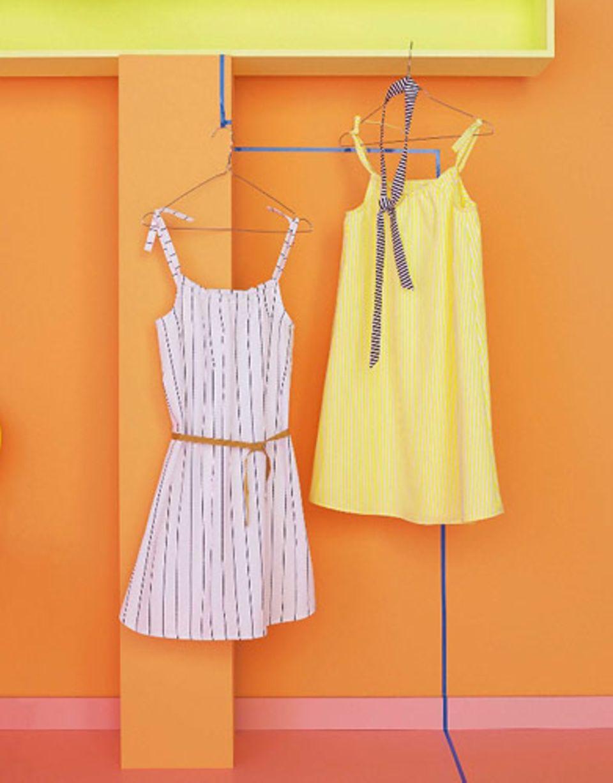 Anleitung für das Sommerkleid