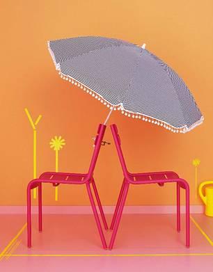 Sommer-Accessoires: Anleitung für den Bommelschirm