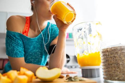 Ernährung und Sport - wie mach ich's richtig?