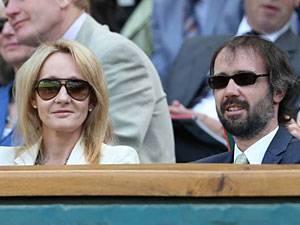 Neues Buch: J.K. Rowling und ihre Ehemann Neil Murray bei den Olympischen Spielen 2012 in London.