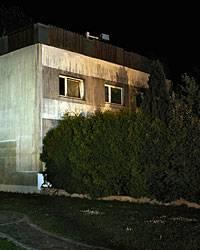 Ein Dutzend Wohnungen gibt es in dem Haus, alle gehören Josef Fritzl