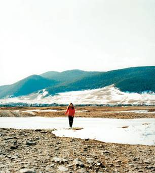 Sibirien: Mit dem Schlitten über den Baikalsee
