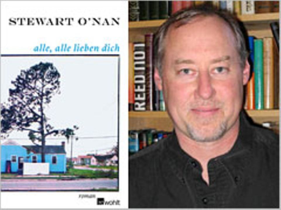 "Stewart O' Nan, ""Alle, alle lieben dich"", Ü: Thomas Gunkel, Rowohlt, 19,90 Euro"