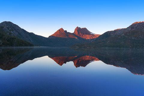 Zu Fuß durch Tasmanien