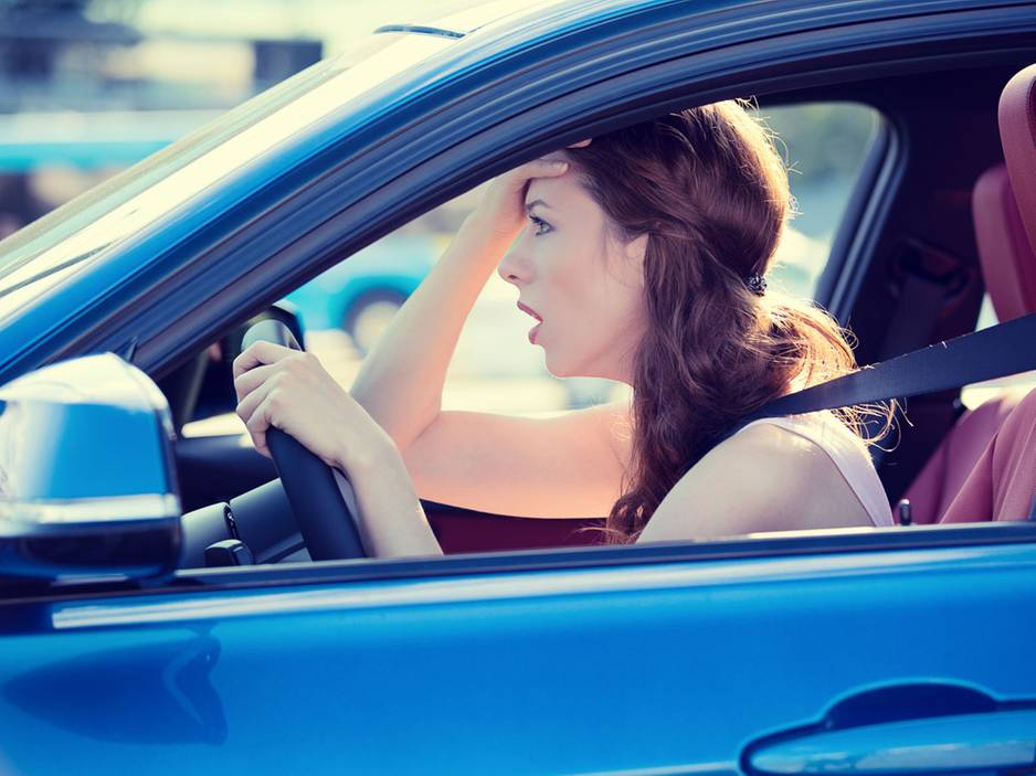 Stark oder sensibel: Deine Lenkrad-Haltung verrät viel über dich