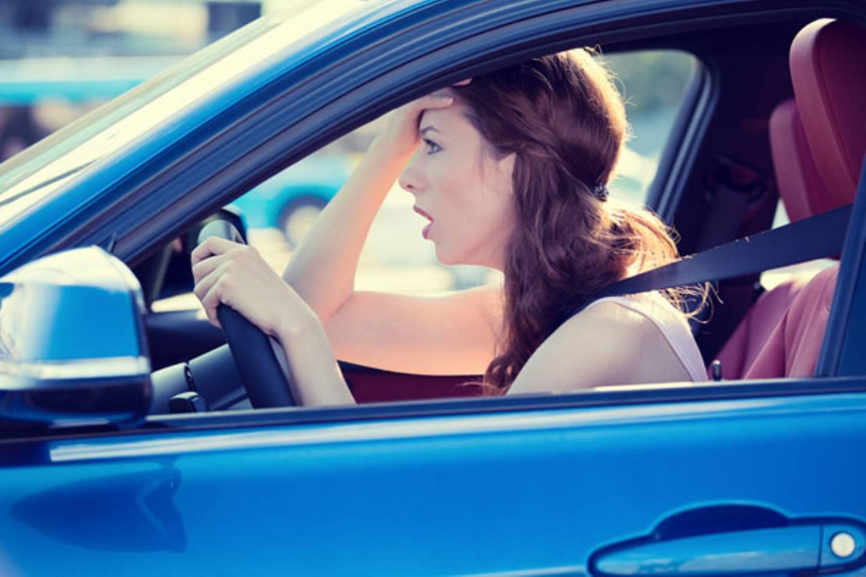 Angst Vorm Autofahren Fahranfänger