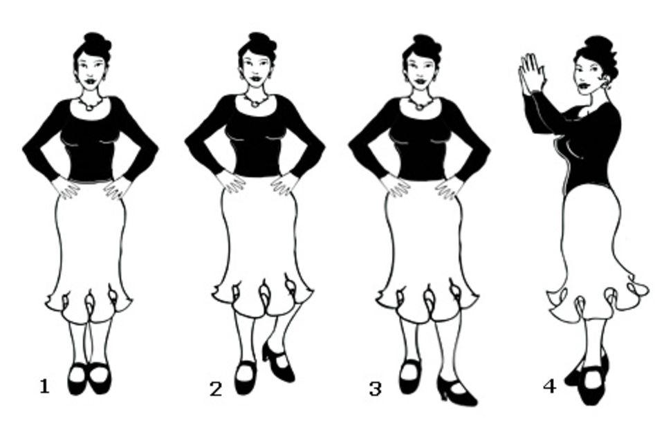 Flamenco: Fangen Sie Feuer!