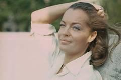 Helga Kneidl, Romy Schneider, Paris 1973