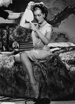"""Roger Fritz, Romy Schneider in """"Boccaccio 70"""", 1961"""