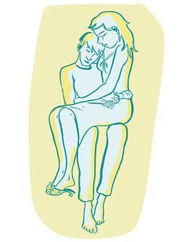 Besser als Sex! 10 Stellungen aus dem Kuschelsutra