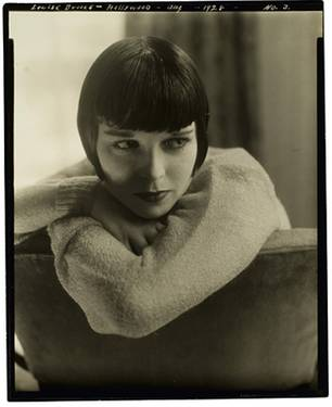 Louise Brooks by Edward Steichen 1928 Vanity Fair, January 1929