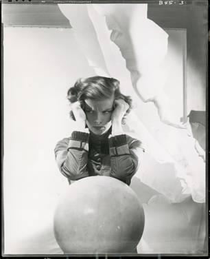 Katherine Hepburn by Cecil Beaton 1935 Vanity Fair, July 1935