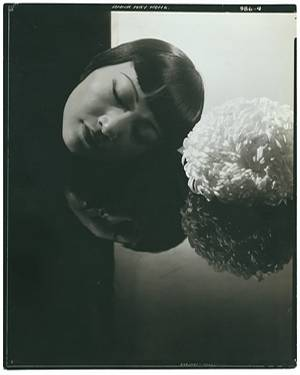 Anna May Wong by Edward Steichen 1930