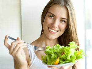 BRIGITTE-Diät: keine Bildunterschrift