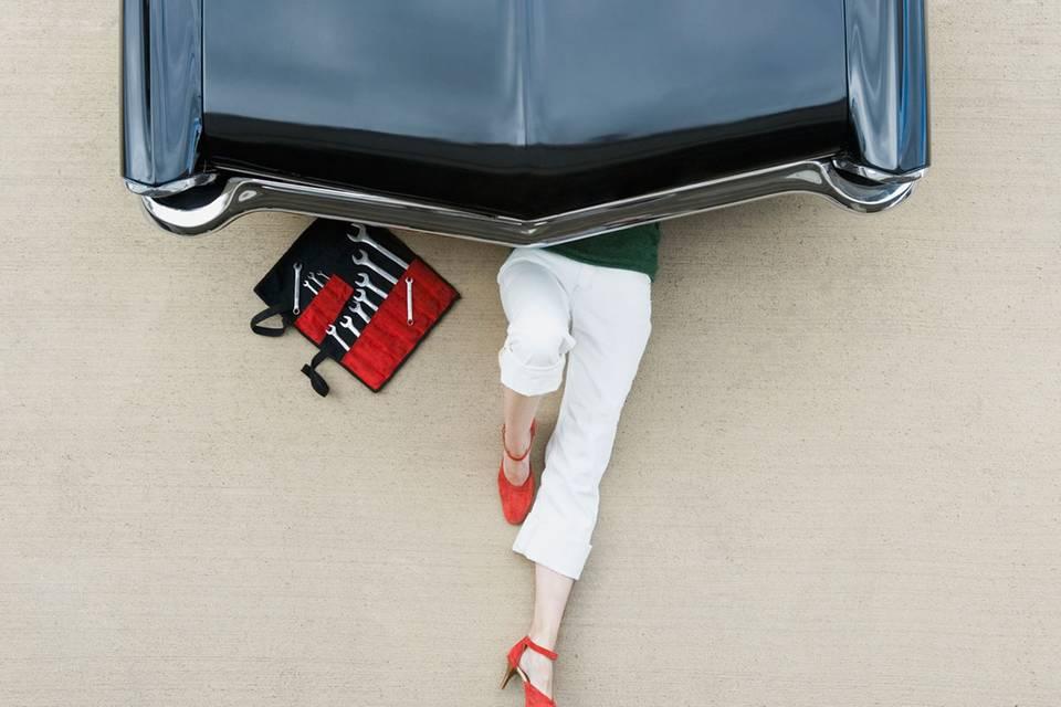Pannenhilfe: Was tun, wenn's aus der Kühlerhaube qualmt?