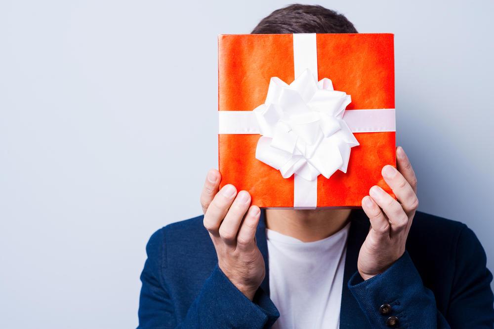 Besondere Geschenke? Männer tun sich schwer!