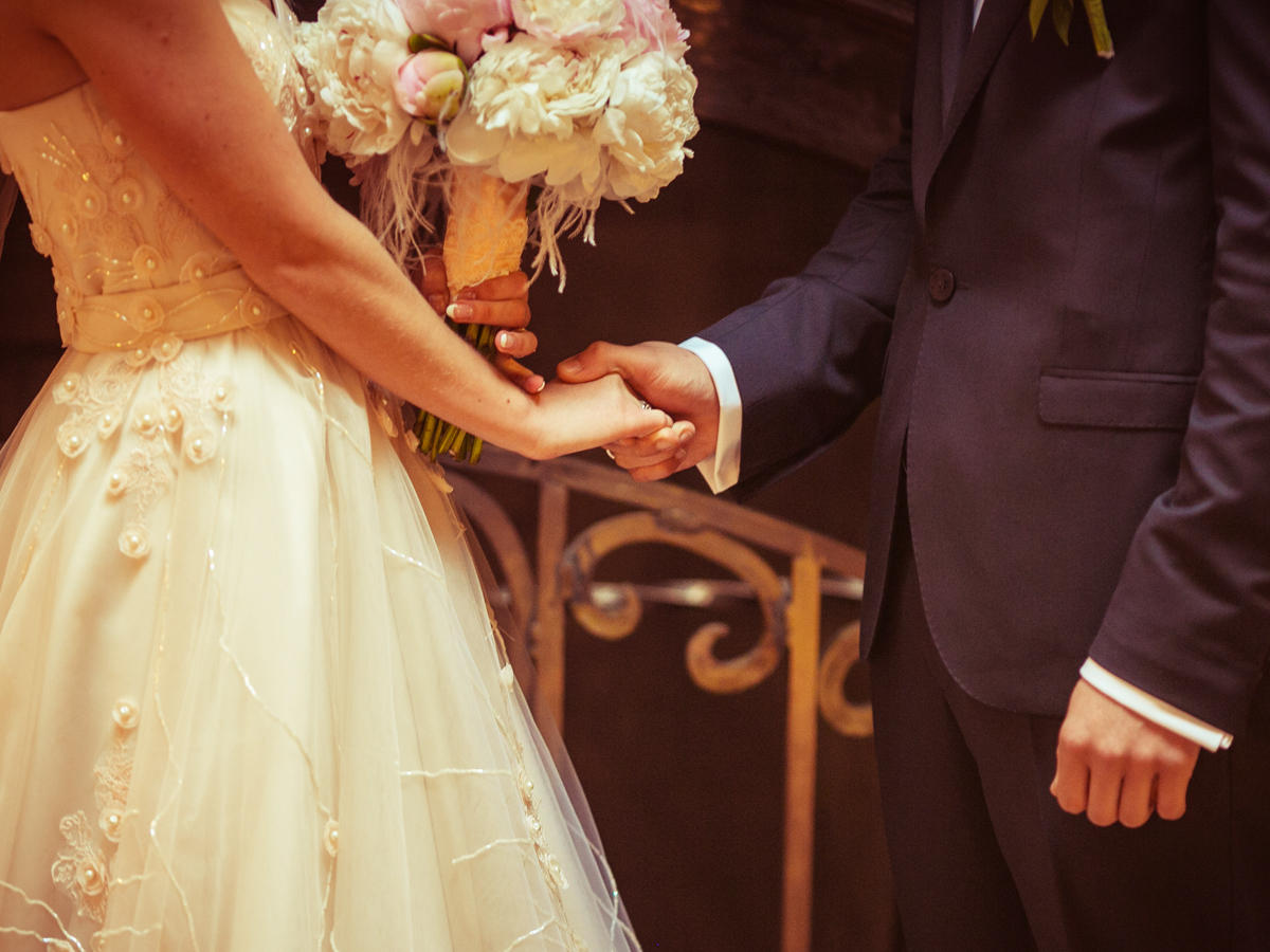 Heiraten ja nein test