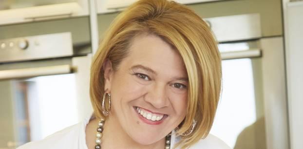 Lea Linster exklusiv in der Küche für BRIGITTE