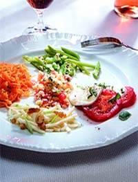 Lea Linster: Ideen fürs Salatbuffet
