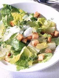 """Ceasar's Salad: Caesar's Salad - mit """"Wow!""""-Effekt"""