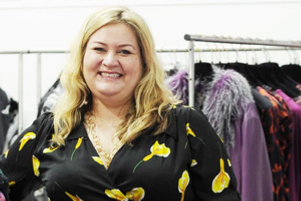 Die Designerin Anna Scholz