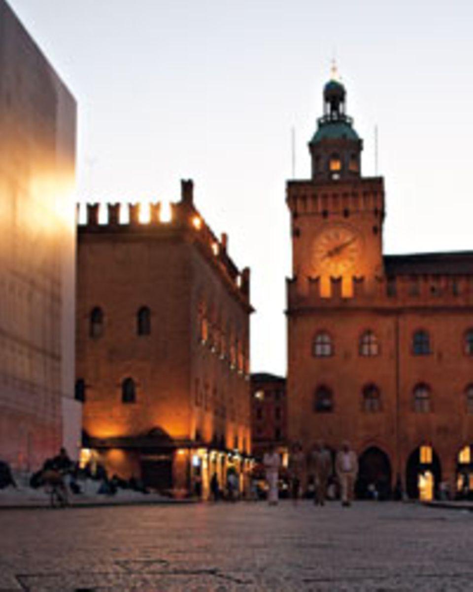 Wer Eis liebt, ist in Bologna richtig.