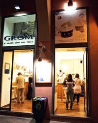 """Eis aus Bologna: Eisdiele """"Grom"""" in Bologna"""