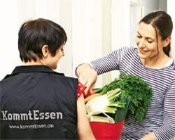 """Lebensmittel-Lieferservice: """"KommtEssen!"""": Familienleben aus der Tüte"""