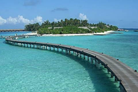 Zurück ins Paradies: eine Reise auf die Malediven