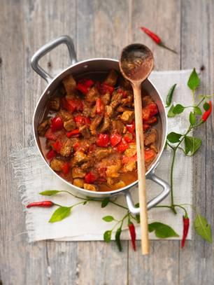 Gulasch das perfekte rezept for Ungarisches paprikapulver
