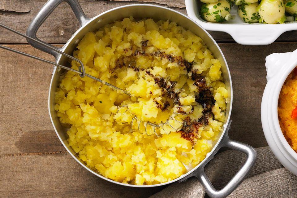 Kartoffelstampf mit Aceto